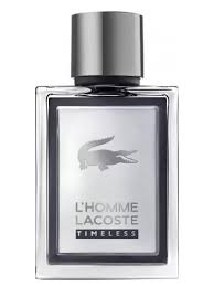 L`HOMME TIMELESS BY Lacoste